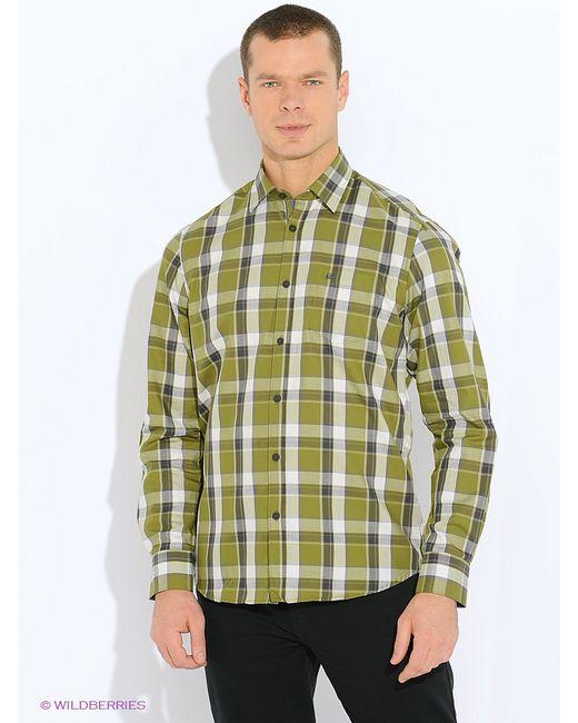 LERROS | Мужские Зелёные Рубашки