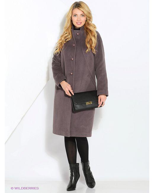 GAMELIA | Женское Фиолетовое Пальто