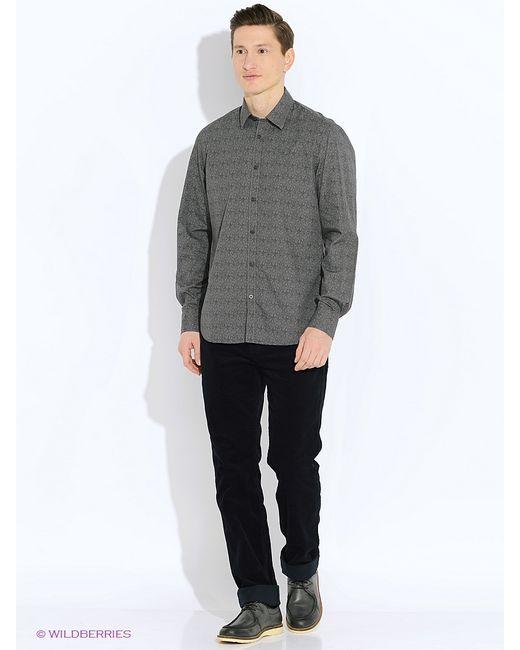 LERROS | Мужские Серые Рубашки