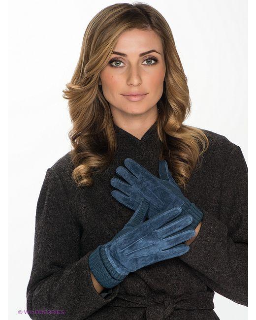 Modo | Женские Синие Перчатки