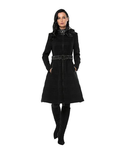 Helmidge | Женское Чёрное Пальто