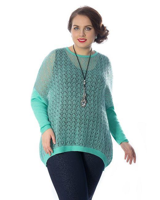 Wisell | Женские Зелёные Джемперы