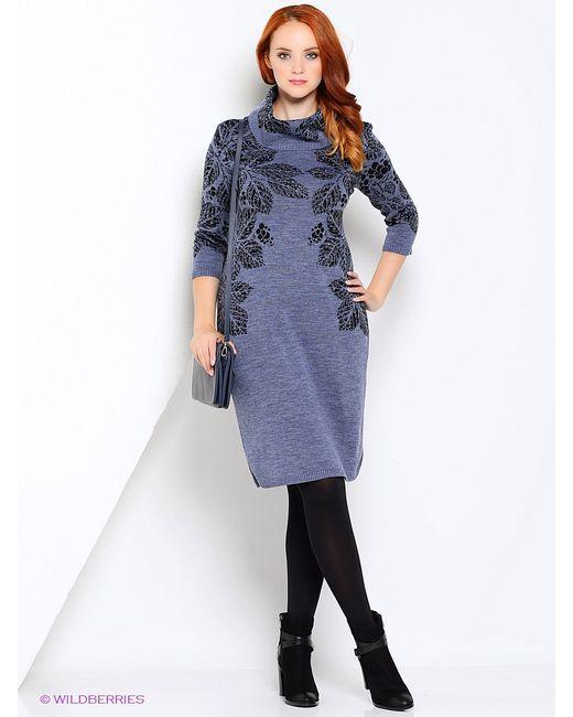 VAY   Женские Фиолетовые Платья