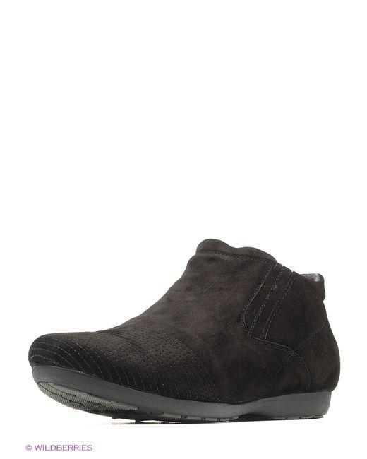Franco Bellucci | Мужские Чёрные Ботинки