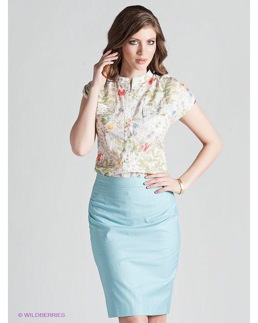 Imago | Женские Зелёные Блузки