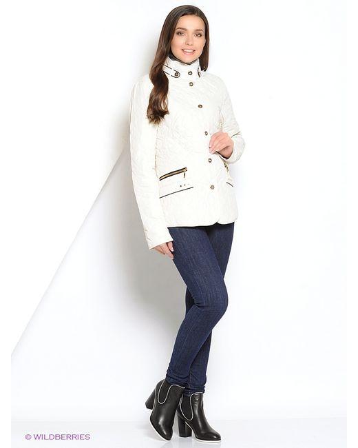 DIXI CoAT   Женские Молочные Куртки