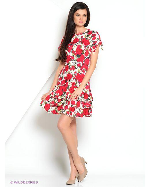 La Fleuriss | Женские Красные Платья