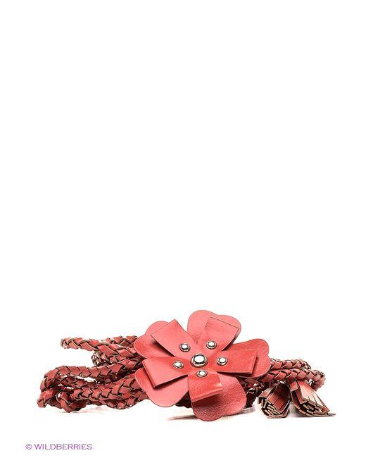 RUXARA | Женские Розовые Ремни