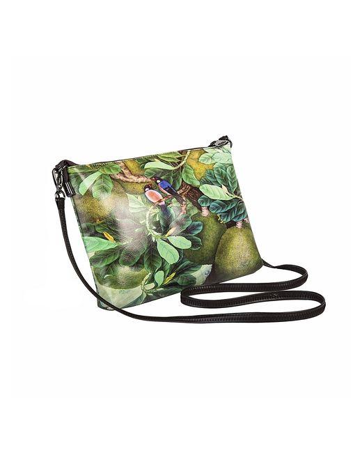 Модные истории   Женские Зелёные Клатчи