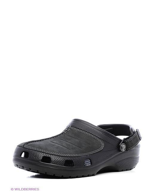 Crocs | Мужское Чёрное Сабо