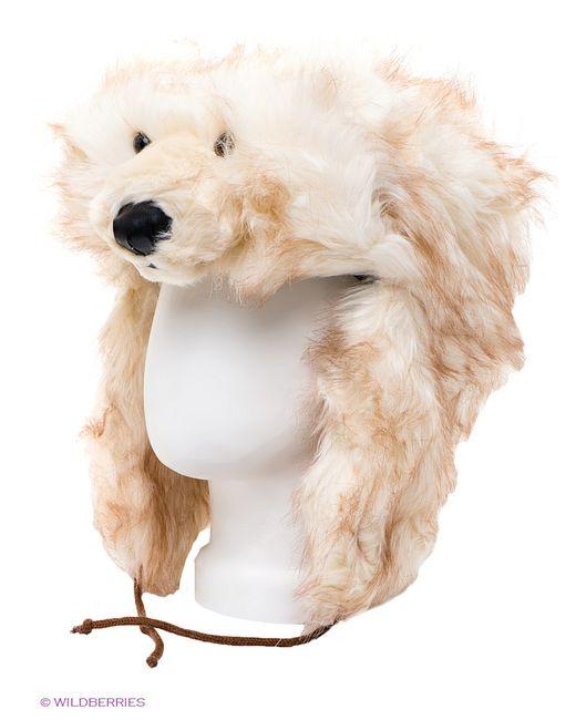 True Fur | Коричневая Шапка