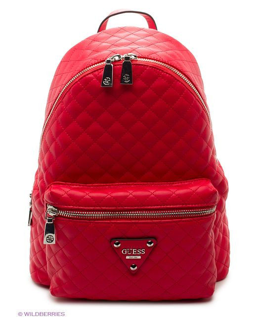 Guess | Женские Красные Рюкзаки