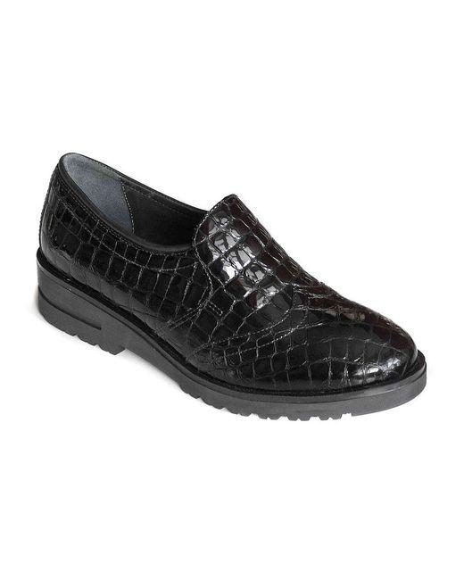 Ионесси | Женские Чёрные Туфли