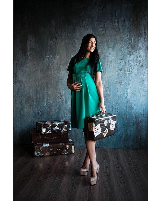 impressmama | Женские Зелёные Платья