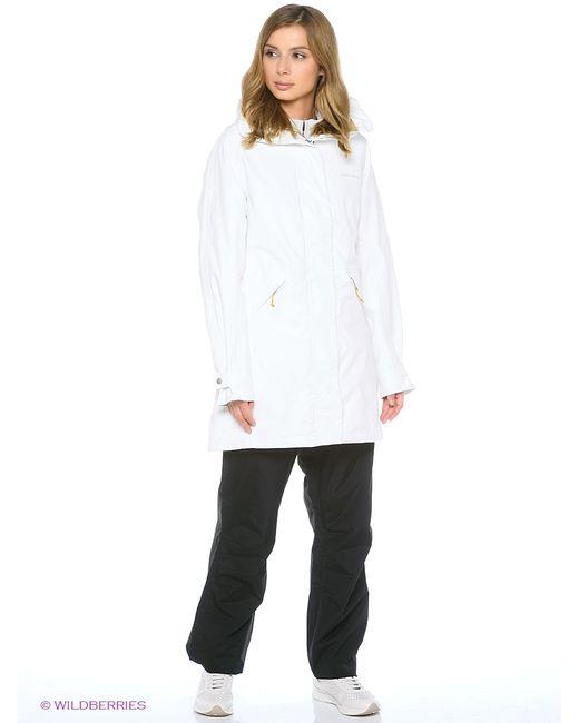 Didriksons   Женские Белые Куртки