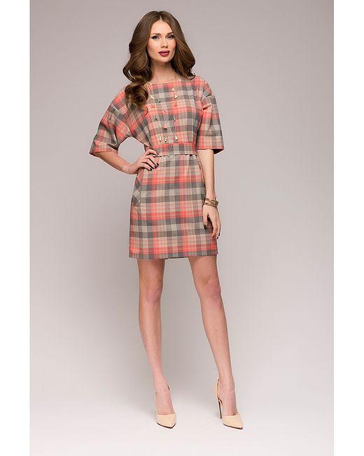 1001 DRESS | Женские Розовые Платья