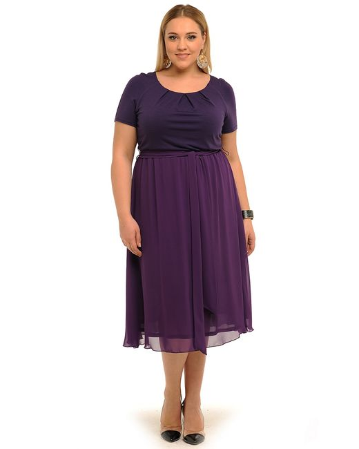Svesta | Женские Фиолетовые Платья