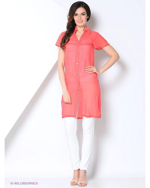 La Fleuriss   Женские Розовые Блузки