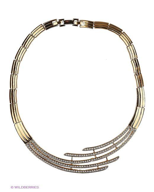 Lovely Jewelry | Женское Золотистое Колье