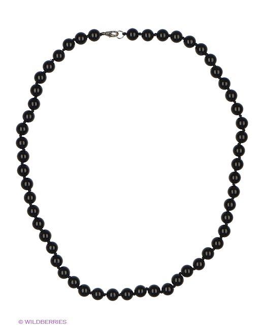 Art Silver | Женское Чёрное Колье