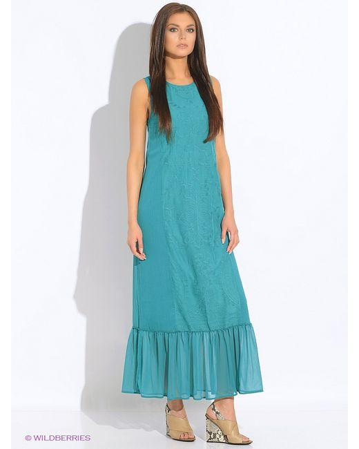 Sisley   Женские Синие Платья