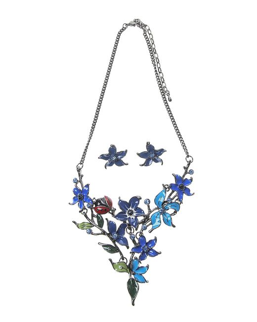 Migura | Женское Синее Колье