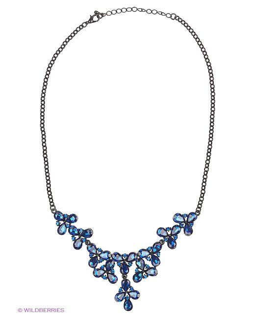 Lovely Jewelry | Женское Синее Колье