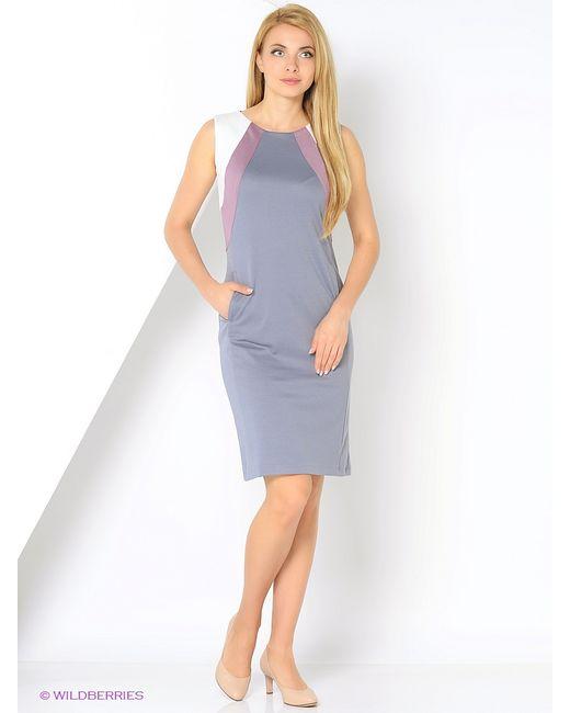 La Fleuriss   Женские Фиолетовые Платья