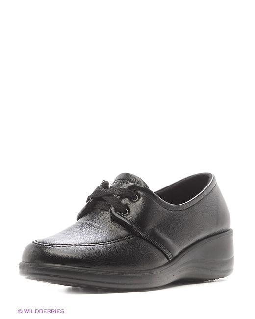 ШК обувь | Женские Чёрные Туфли