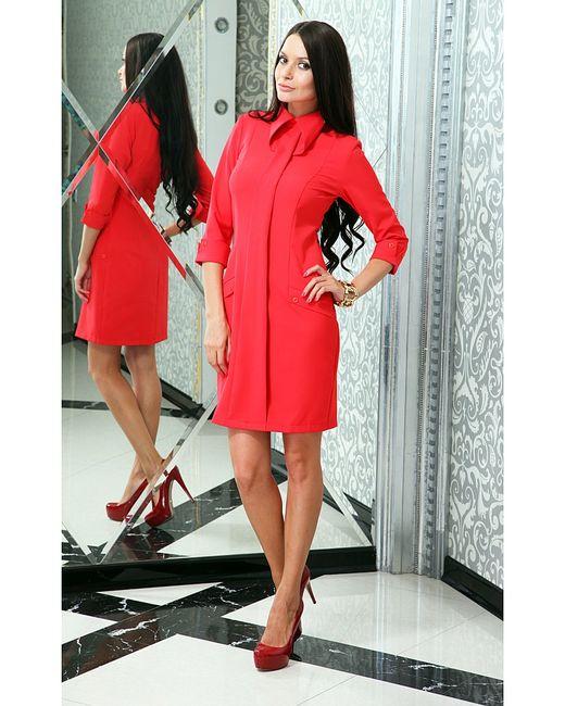 Lussotico | Женские Красные Платья