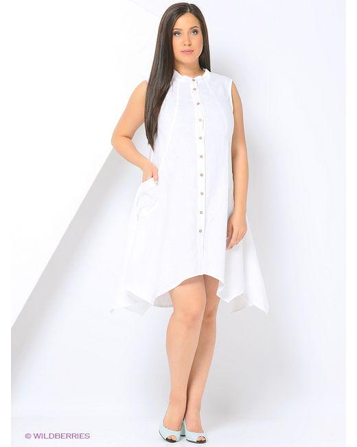 YUVITA | Женские Белые Платья