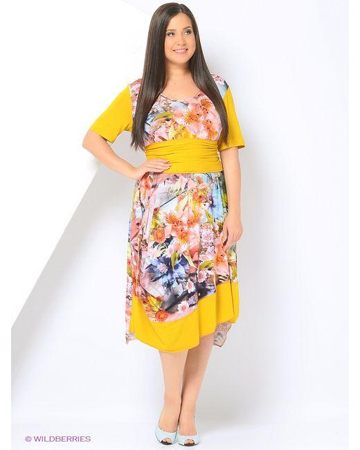 Мадам Т | Женские Оранжевые Платья Мадам Т