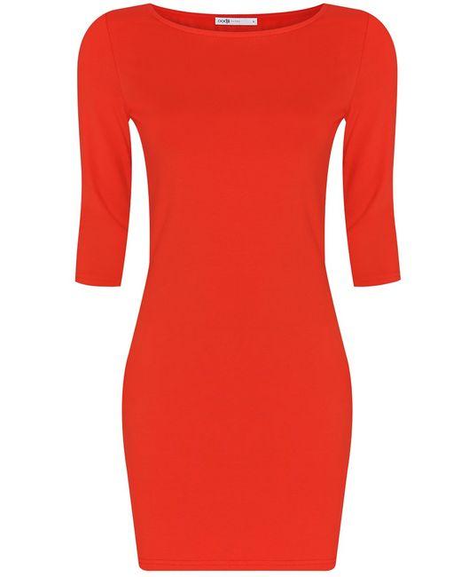 Oodji | Женские Красные Платья