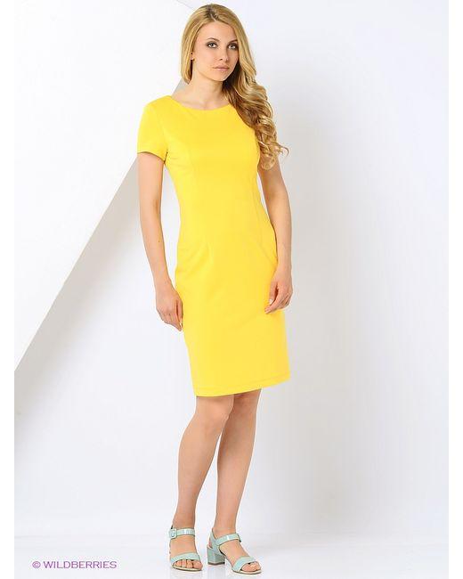 PF   Женские Жёлтые Платья