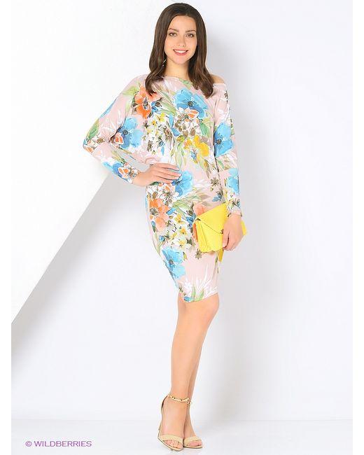 Milana Style | Женские Бежевые Платья