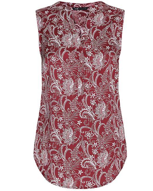 Oodji | Женские Красные Блузки