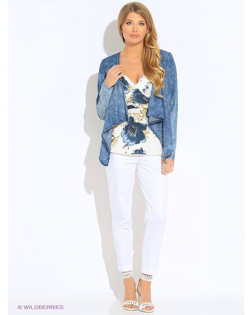 Vero Moda | Женские Синие Кардиганы