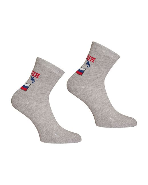 Master Socks | Женские Серые Носки