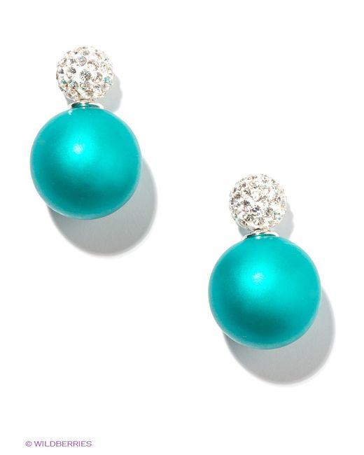 Lovely Jewelry | Женские Серебристые Серьги