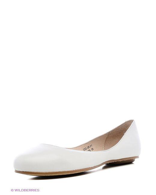 Dino Ricci | Женские Белые Туфли