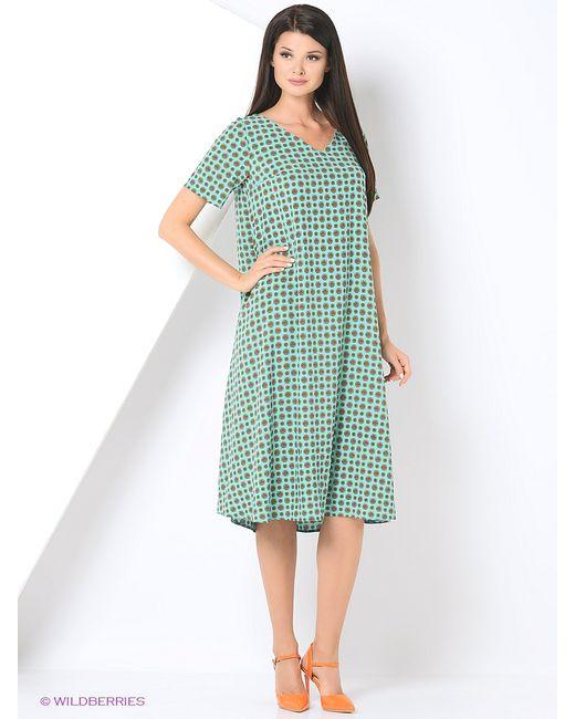 Alina Assi | Женские Зелёные Платья