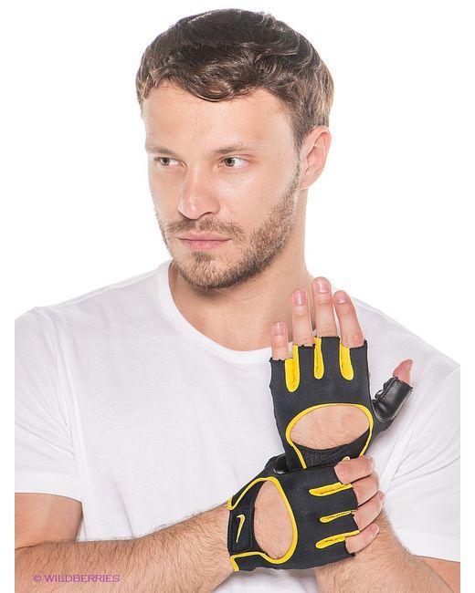 Nike | Мужские Чёрные Перчатки