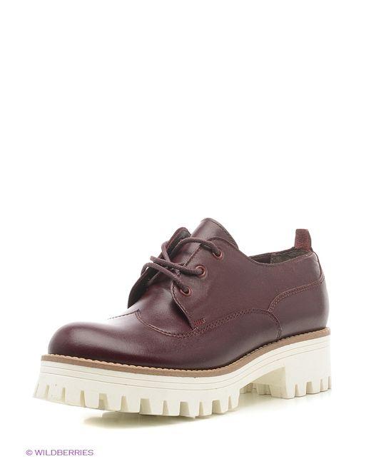 BELWEST | Женские Красные Туфли