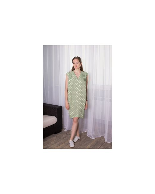 MARUSЯ | Женские Зелёные Платья