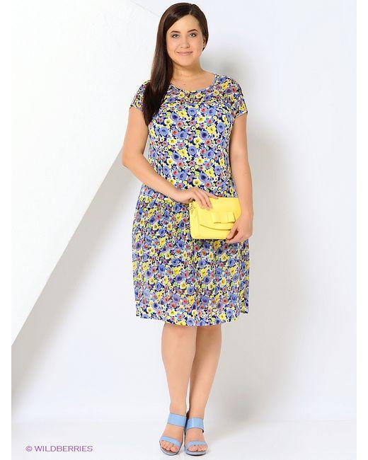 Milana Style   Женские Голубы Платья