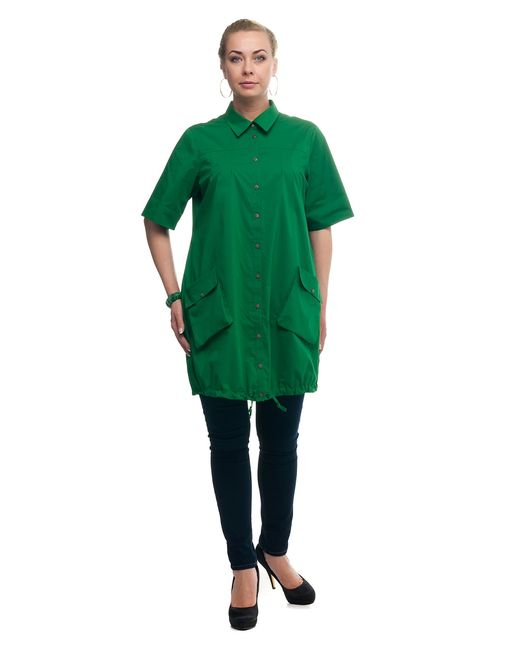 Olsi | Женские Зелёные Туники