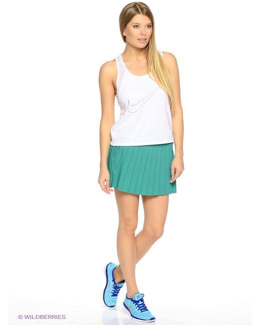 Nike   Женские Зелёные Юбки