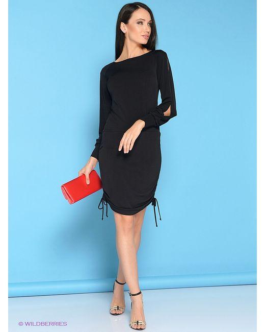 Colambetta | Женское Чёрное Платье
