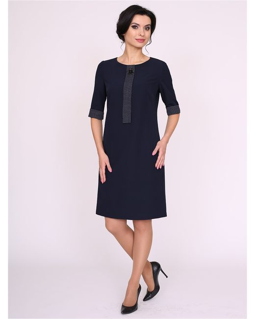 nasha | Женское Синее Платье