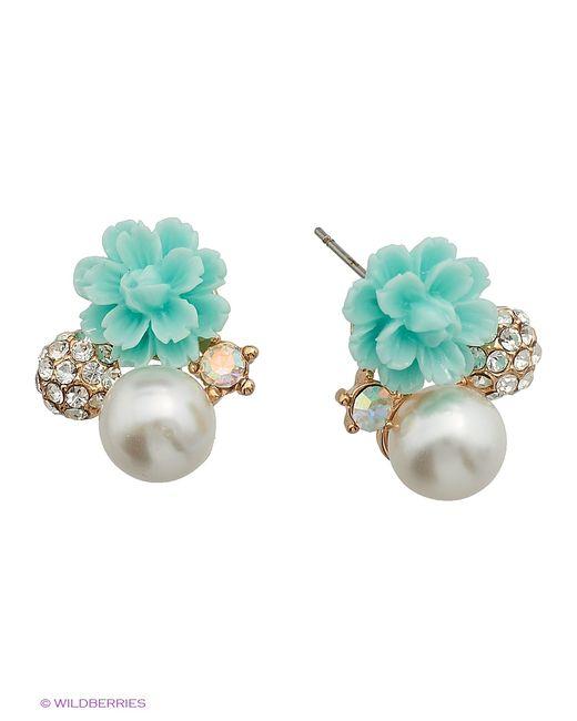 Royal Diamond   Женские Голубы Серьги